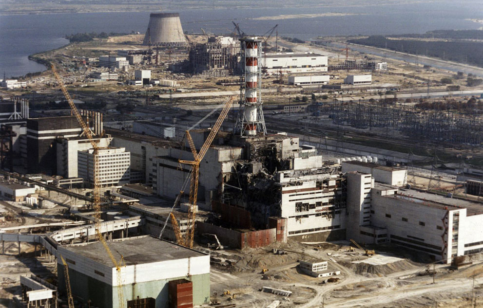 The Chernobyl Nuclear Power Plant Accident
